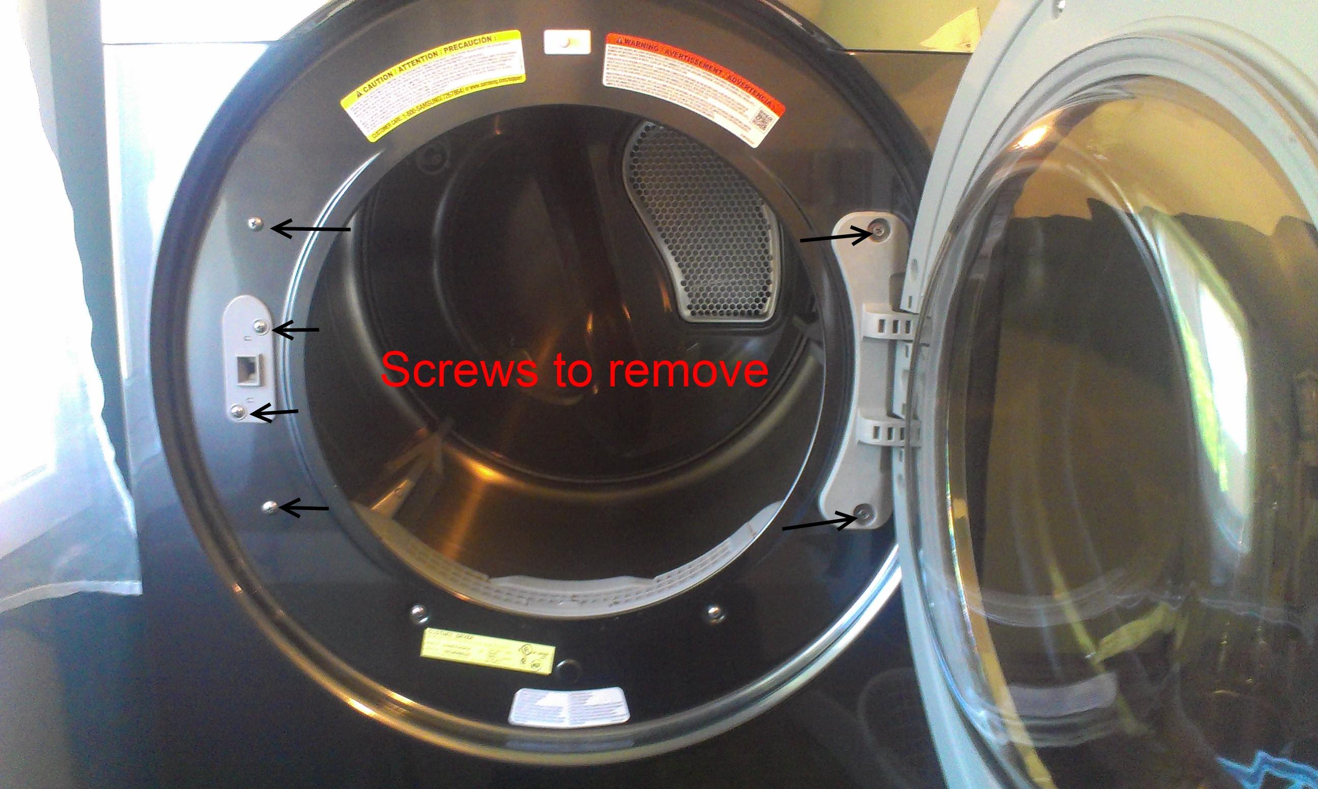 Reverse Door Amp Whirlpool Dryer Door Reversal Kit 8530070