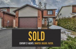 SOLD: 11 Dorey Court Ottawa, ON K2L 2V5