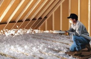 Insulate Your Attic to Save on Heating Bill